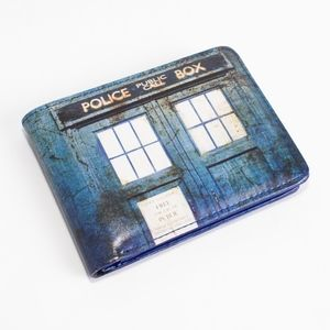 Other - Doctor Who Folding Wallet